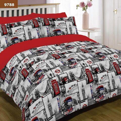 9788 Полуторный комплект постельного белья Вилюта Платинум