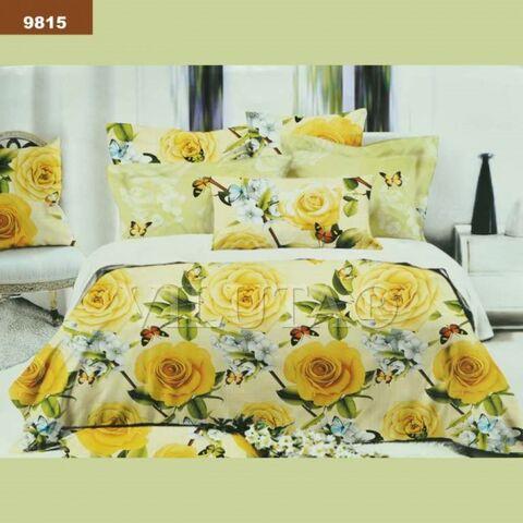9815 Евро комплект постельного белья Вилюта Ранфорс