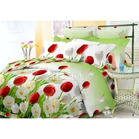 9818 Полуторный комплект постельного белья Вилюта Ранфорс