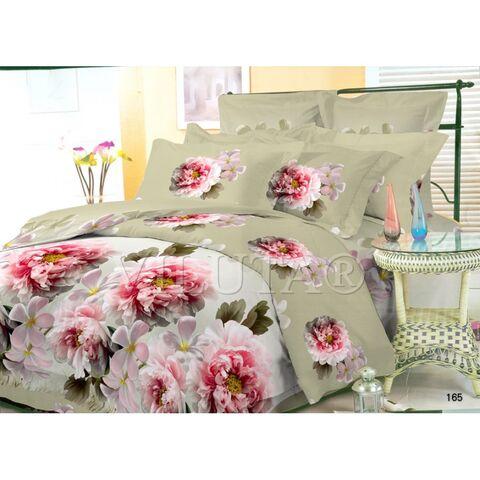 9952 Двуспальный комплект постельного белья Вилюта Платинум